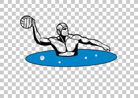 水球,水球PNG剪贴画运动,生日快乐矢量图像,贴纸,手臂,鞋,封装Pos图片