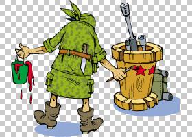 祖国日节日礼物Ansichtkaart的后卫,油漆桶PNG剪贴画杂项,笑脸,虚