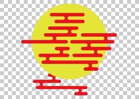 中国传统材料云PNG剪贴画中式风格,文本,云,节日元素,海报,云计算