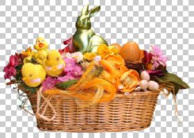 复活节篮子,复活节篮子PNG剪贴画天然食品,图像文件格式,食品,食