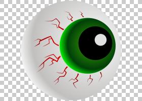 人眼光视觉感知虹膜,巨型眼球,眼球插图PNG剪贴画万圣节快乐,眼睛