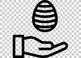 复活节彩蛋计算机图标,复活节PNG剪贴画食品,假期,文本,复活节彩