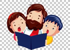 儿童标志上帝父亲,耶稣复活节PNG剪贴画爱,人,阅读,友谊,男孩,卡