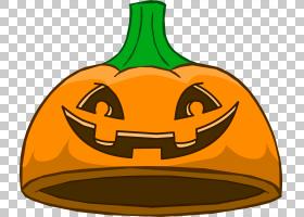 南瓜俱乐部企鹅帽,南瓜PNG剪贴画食品,帽子,橙色,俱乐部企鹅,南瓜