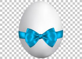 复活节兔子红色复活节彩蛋,蓝丝带白蛋PNG剪贴画蓝色,功能区,白色
