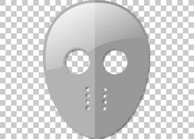 守门员面具曲棍球,杰森的PNG剪贴画角度,脸,万圣节服装,头,免版税