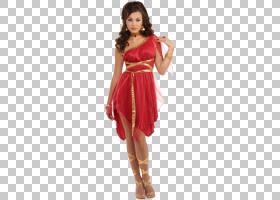 万圣节服装服饰希腊服饰女神,女神PNG剪贴画万圣节服装,服装派对,