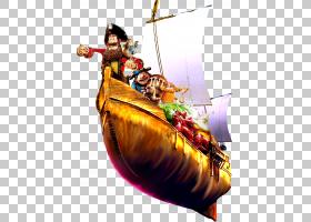 船,海盗船PNG剪贴画海报,盗版,卡通,虚构人物,运输,封装PostScrip图片