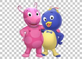 Uniqua Nickelodeon Nick Jr.维基,人物PNG剪贴画杂项,紫色,其他,图片