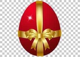 红色复活节彩蛋复活节兔子,鸡蛋PNG剪贴画假期,复活节彩蛋,复活节