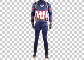 美国队长蜘蛛侠服装黑豹角色扮演,美国队长PNG剪贴画英雄,万圣节