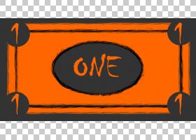 玩钱万圣节钱包,钱万圣节的PNG剪贴画文本,矩形,橙色,徽标,计算机