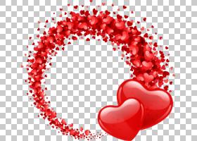 心情人节,情人节元素PNG剪贴画爱情,文字,摄影,节日元素,心,桌面