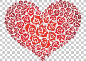 情人节心,妇女节PNG剪贴画爱情,假期,心脏,花卉,桌面壁纸,情人节S