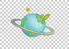 地球卡通,绿色地球PNG剪贴画电脑壁纸,绿色矢量,插画,绿色苹果,复