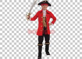 服装Cutlass儿童男孩盗版,海盗男孩PNG剪贴画孩子,万圣节服装,男