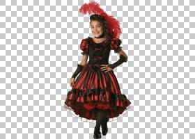 服装连衣裙Can-can Dance西方轿车,连衣裙PNG剪贴画儿童,万圣节服