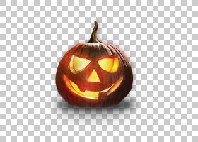 杰克-o-灯笼万圣节糖果南瓜,南瓜鬼脸PNG剪贴画灯笼,效果,橙色,光