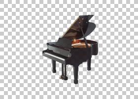 Blxfcthner钢琴广州珠江河合乐器,钢琴实物PNG剪贴画家具,钢琴,数