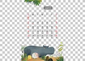 二月图标,二月日历PNG剪贴画其他,日历,文本,数字,草,卡通,设计,