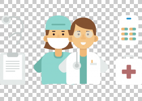 医师护理,健康医生和护士PNG剪贴画文本,人民,心脏,矢量图标,生日