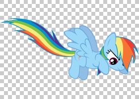 Rainbow Dash Pony Dress,彩虹PNG剪贴画哺乳动物,脊椎动物,电脑