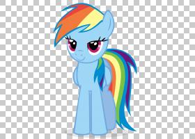 Rainbow Dash Twilight Sparkle Applejack Rarity Pony,彩虹PNG