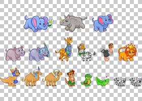 长颈鹿狮子双峰驼非洲丛林大象动物,动物PNG剪贴画哺乳动物,动物,图片