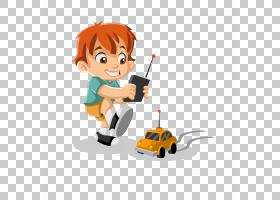 卡通体育绘图插图,儿童动画PNG剪贴画游戏,儿童,人民,男孩,生日快
