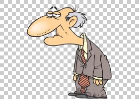 卡通睡眠疲倦的人s PNG clipart手,笑脸,虚构人物,免版税,图释,疲图片