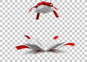 圣诞礼物生日蛋糕祝你生日快乐,精美礼盒设计透视PNG剪贴画杂项,3图片