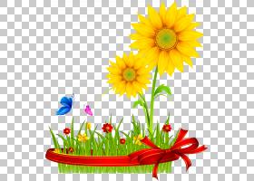 常见的向日葵图形设计,向日葵PNG剪贴画食品,向日葵,徽标,草,颜色