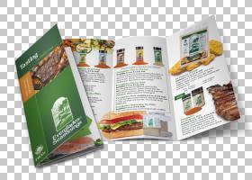 凤凰图形广告大沼泽地宣传册想法,小册子PNG剪贴画杂项,食品,食谱