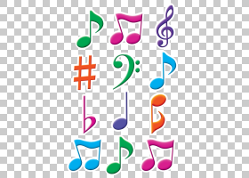 TERRIFIC教学工具音乐艺术平面设计部门,颜色注意PNG剪贴画杂项,