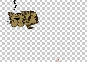小猫猫睡觉,睡觉PNG剪贴画棕色,动物,猫像哺乳动物,食肉动物,睡眠图片