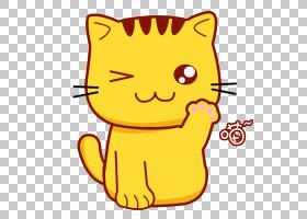 猫Hello Kitty可爱性中风狗,卡通猫PNG剪贴画卡通人物,动物,猫像图片