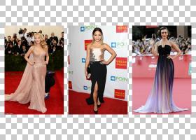 时装设计连衣裙高级时装模特,红地毯PNG剪贴画家具,时尚,女孩,正图片