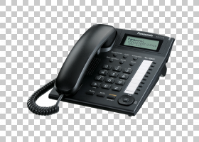松下无绳Kx-Tgh212Gb Sz电话家庭和商务电话主叫ID,其他PNG剪贴画图片