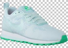 鞋运动服运动鞋蓝色鞋类,耐克PNG剪贴画蓝色,白色,蓝绿色,户外鞋,图片