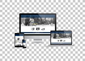 投资公司信息计算机监视器多媒体,网页设计PNG剪贴画角度,电子产图片