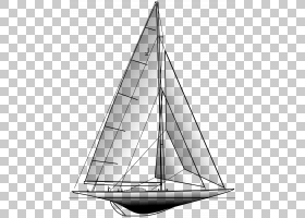 美国杯J级游艇普遍规则帆船,船舶和游艇PNG剪贴画角,三角形,车辆,图片