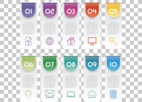 平面设计创意欧几里德,创意元素PPT,网站横幅插图PNG剪贴画信息图