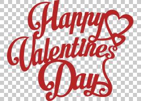 情人节心脏爱,情人节快乐PNG剪贴画希望,假期,文本,徽标,情人节快图片