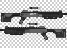 枪支突击步枪武器霰弹枪,突击步枪PNG剪贴画杂项,突击步枪,手枪,