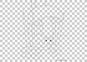 绘制线条艺术单色,蜗牛PNG剪贴画角,白,动物,手,单色,头,动漫,翼图片