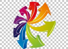 CorelDRAW图形设计软件,3d箭头PNG剪贴画网页设计,叶,3d,插画,花,图片