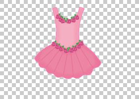 公主线蓬蓬裙连衣裙,女婴芭蕾舞鞋PNG剪贴画儿童服装,迪士尼公主,图片