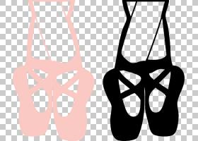 踢踏舞芭蕾舞者芭蕾舞鞋,高跟鞋PNG剪贴画白色,文本,手,配件,鞋,图片