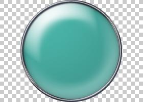 绿松石深青色玻璃,颜色元素PNG剪贴画蓝色,微软Azure,浅绿色,天蓝