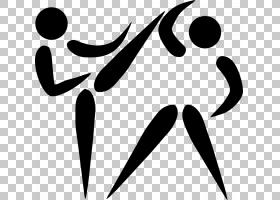 自卫武术Krav Maga,跆拳道沙袋PNG剪贴画杂,角,叶,文本,其他,单色